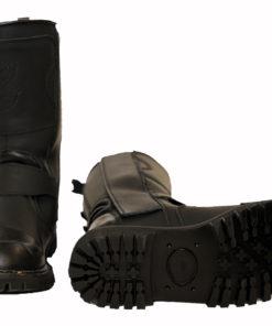 Buty skórzane motocyklowe Race Boots model Glob z TE-POR membrana matowe