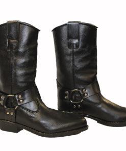 Buty skórzane motocyklowe Race Boots model KG 2