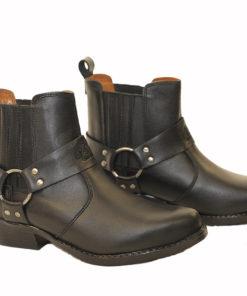 Buty skórzane motocyklowe Race Boots model KG1