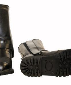 Buty skórzane motocyklowe Race Boots model KLW z mębraną TE-POR