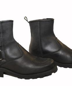 Buty skórzane motocyklowe Race Boots model WRK