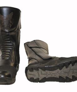 Buty skórzane motocyklowe Race Boots model ZW1 z membraną TE-POR