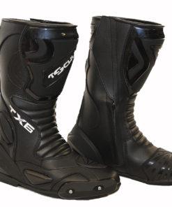Buty skórzane motocyklowe Tschul model TX6