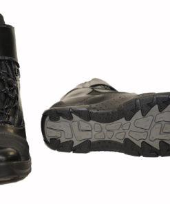 Buty skórzano tekstylne motocyklowe Race Boots model S1