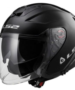 Kask LS2 OF521 Infinity Solid Black