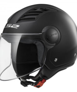 Kask LS2 OF562 AirflowL solid matt Black