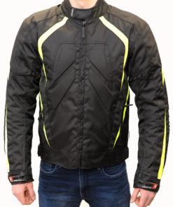 Kurtka tekstylna męska Adrenaline Shiro A0241 green