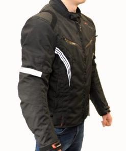 Kurtka tekstylna męska Adrenaline Sola A0226 black