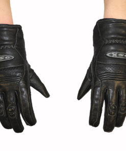 Rękawice skórzane motocyklowe OSX model 914 kolor czarne