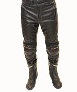 Spodnie skórzane Tschul M-35 Glat