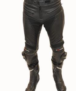 Spodnie skórzane Tschul M-60
