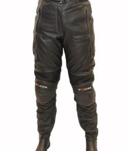 Spodnie skórzane męskie Tschul M-30 Glat