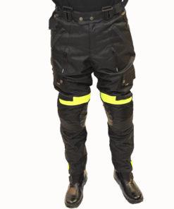 Spodnie tekstylne Tschul 049 Yellow